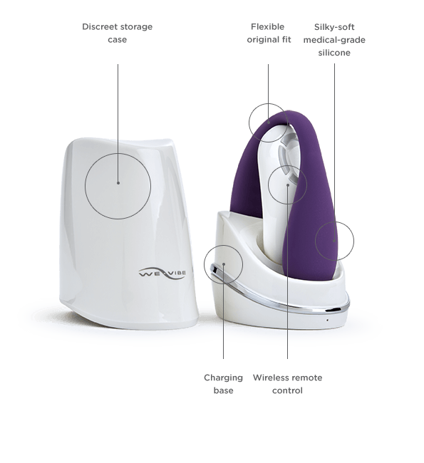 Get to know the We-Vibe Classic